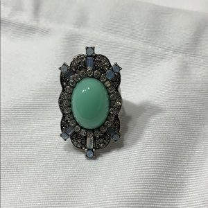 Chloe and Isabel Cocktail Ring